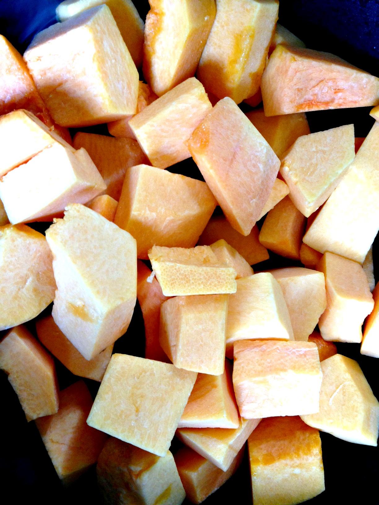Butternut squash mac n cheese (dairy optional)