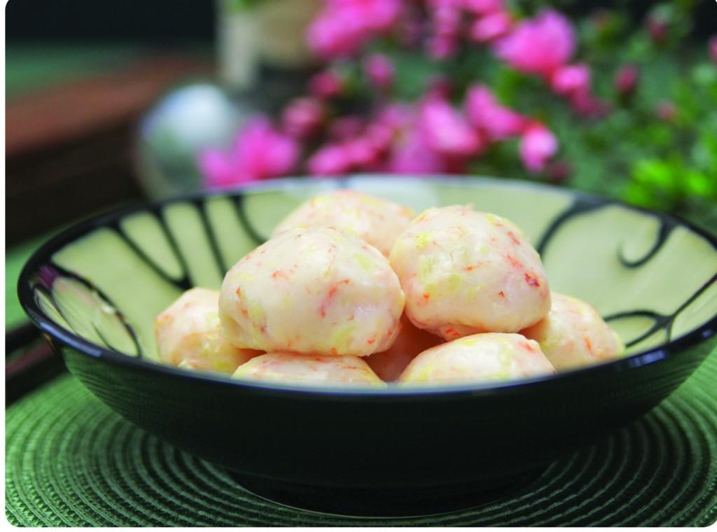 Har Gow Shrimp Balls