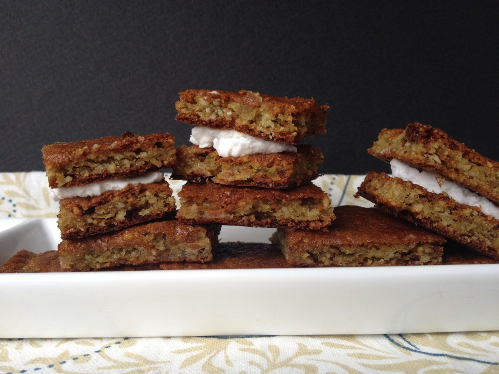 Hemp seed butter cookies | Paleo Kitchen Lab