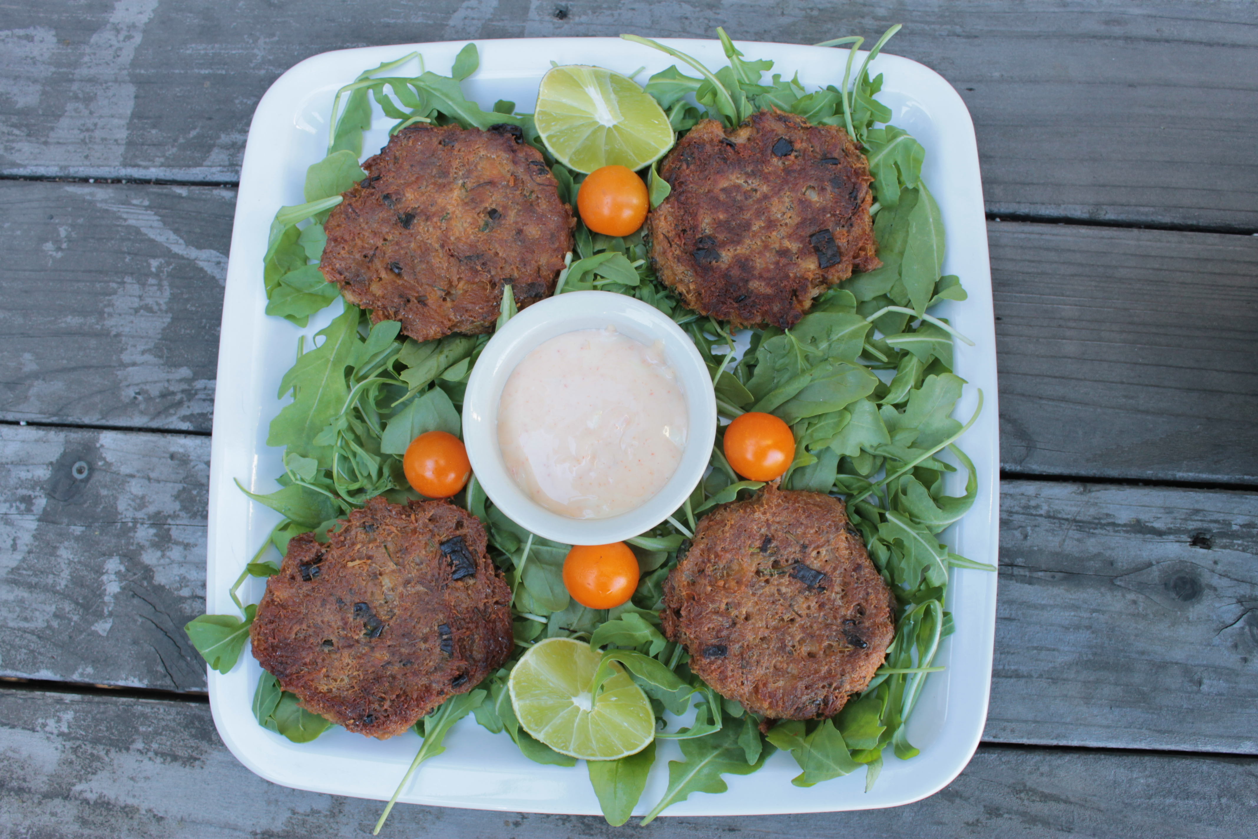 Crab Cakes From Paleo Mediterrenean Cooking Paleo