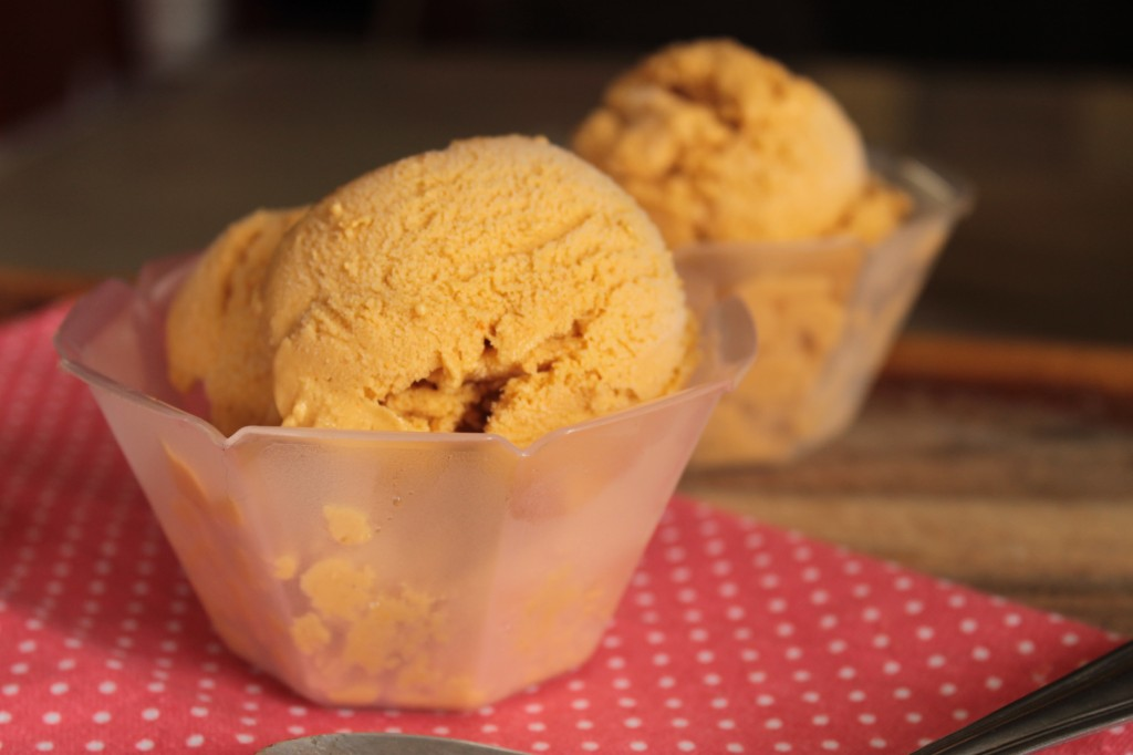 butternut squash ice cream