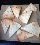 Paleo tortilla bowls